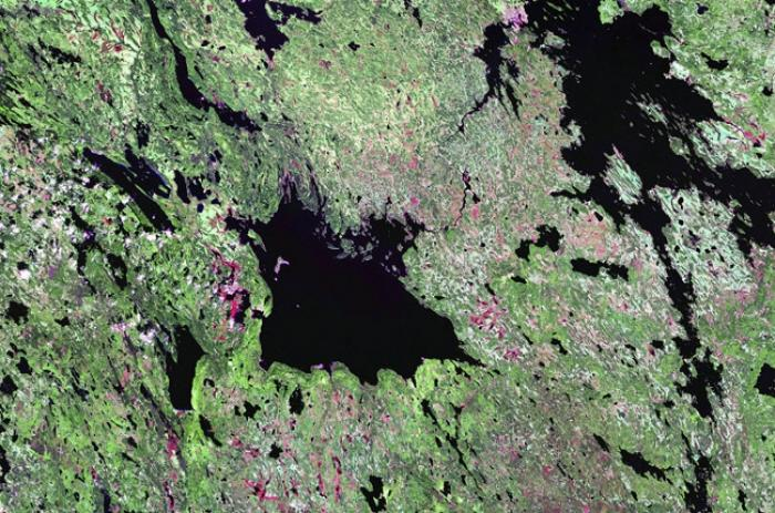 суавъярви озеро рыбалка