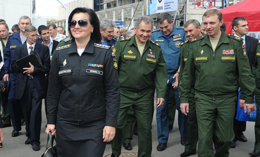 Российская власть начинает работу в условиях «военного времени»