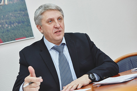 Интервью управляющего директора АО «Казанский вертолетный завод» Юрия Пустовгарова