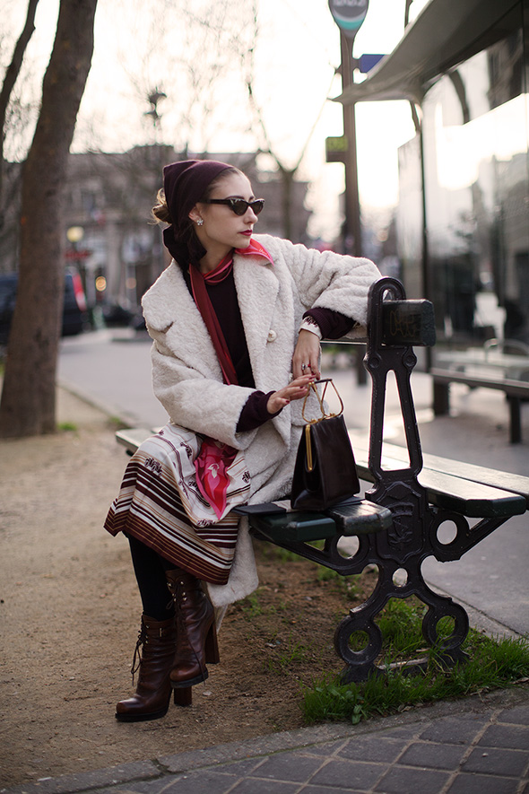 On the Street…Avenue d'Iéna, Paris
