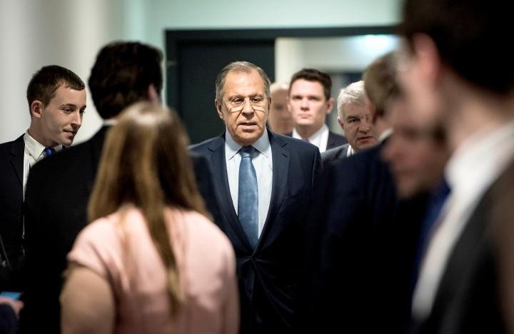 Сергей Лавров: «Никаких правил больше нет»