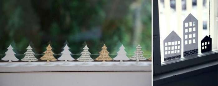 Украшение новогоднего праздничного стола своими руками