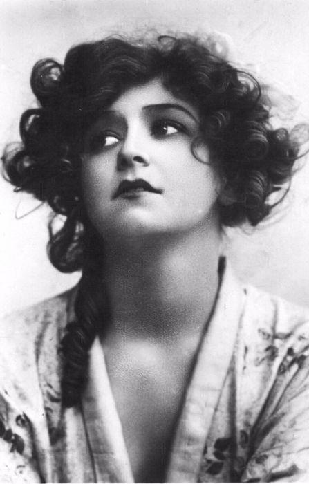 «Красота невероятная!» — обворожительные актрисы эдвардианской эпохи