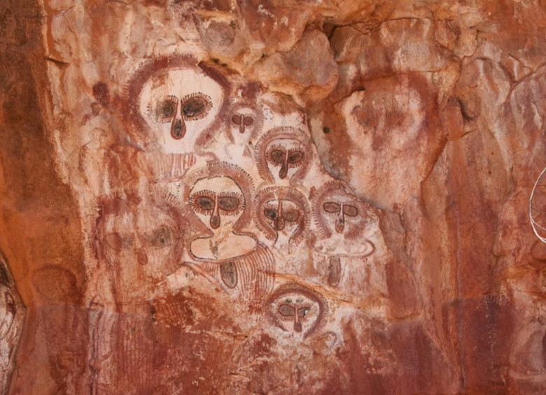 Тайны австралийских петроглифов Кимберли