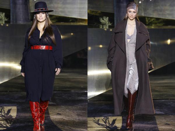 Одежда Для Полных На Осень Зима 2017
