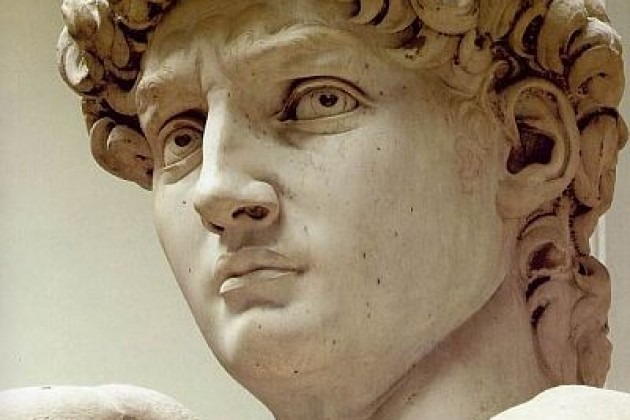 Скульптуры Микеланджело Буонарроти