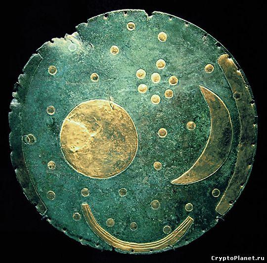 Что сокрыто в Небесном диске из Небры?