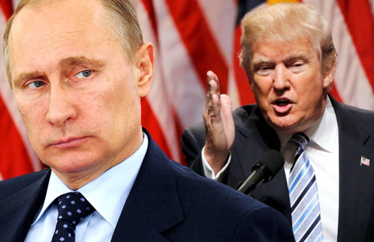 Путин поставил наглеца Трампа на место по сирийскому вопросу
