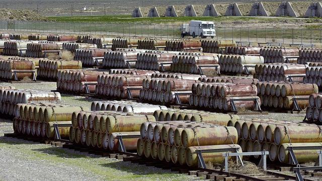 Москва призвала США немедленно уничтожить свое химическое оружие