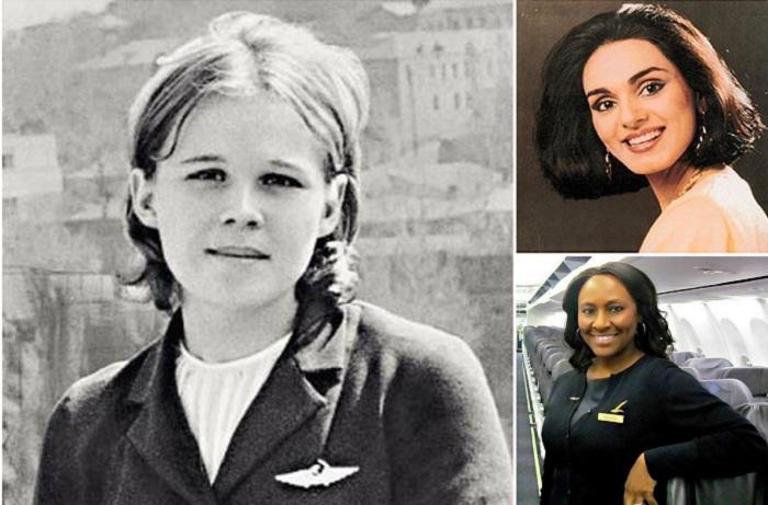 Улыбка и мужество: стюардессы, которые совершили подвиг во имя жизни людей