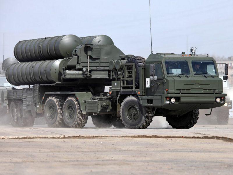 Силы ПВО России сбили вражеские объекты над Сирией