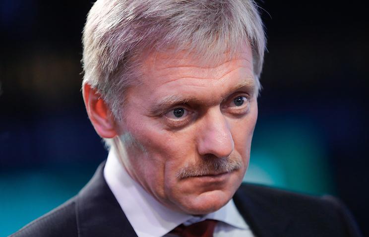 Всё в интересах спортсменов: Кремль прокомментировал решение МОК об отстранении РФ от ОИ-2018