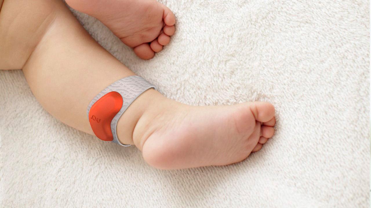 Детский монитор Sproutling - «умное» устройство для младенцев от известных брендов