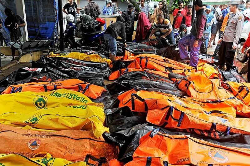 Граждан России среди погибших в Индонезии нет