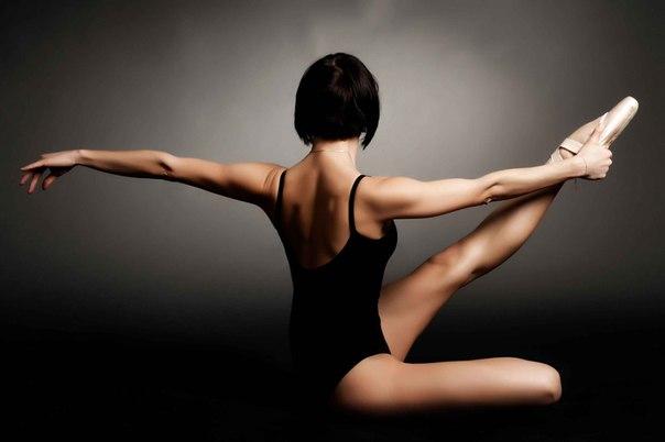 Делаем красивую и изящную спину, как у балерин
