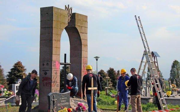 В Польше нашли необычное применение памятникам УПА: украинские националисты будут в ярости