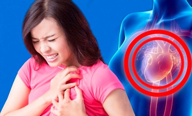 В случае сердечного приступа, у вас есть только 10 секунд, чтобы спасти свою жизнь! И вот, что необходимо делать!