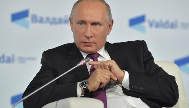 Путин считает чрезмерное доверие Западу главной ошибкой РФ последних лет