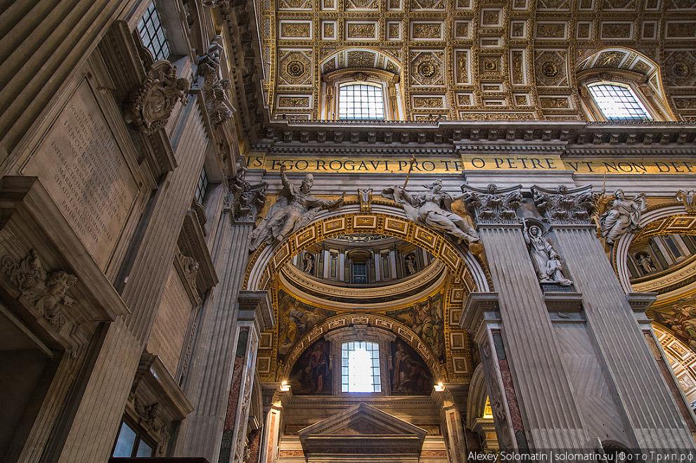 Прогулка по Ватикану и Собору Святого Петра