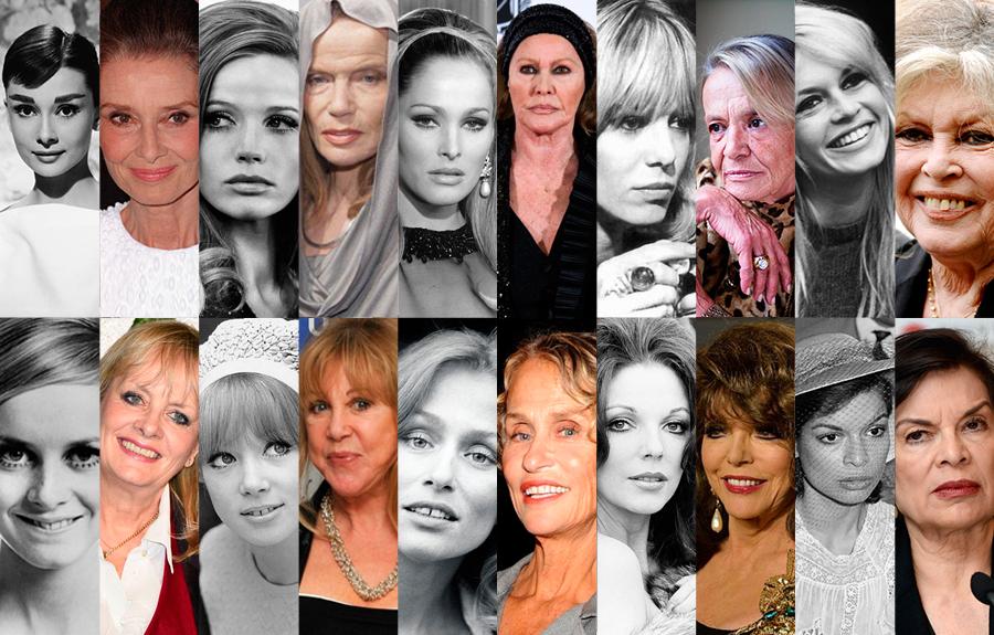 Иконы стиля в старости
