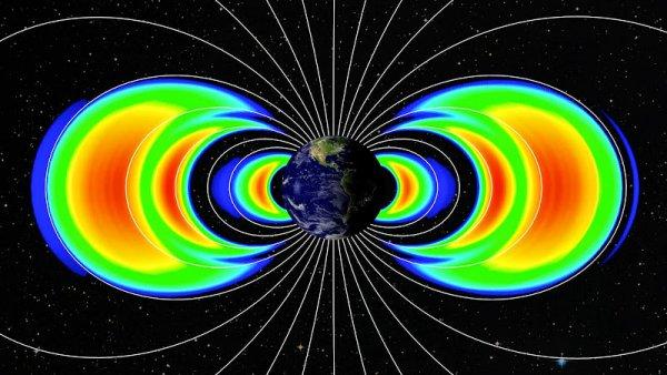 Человечество случайно создало защиту от космической радиации