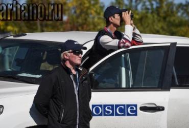 Официальное сообщение ОБСЕ. Украина пережимает свободу слова