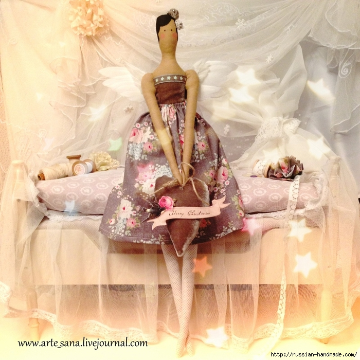Способы окрашивания ткани в телесные цвета для пошива кукол!