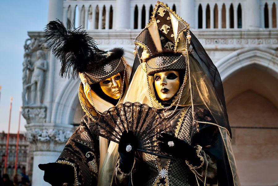 Карнавал в Венеции в 2017 году