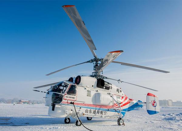 «Вертолеты России» поставили в Китай очередную партию Ка-32