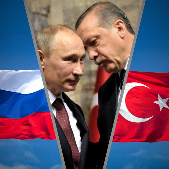 Большой друг Эрдоган летит в Россию