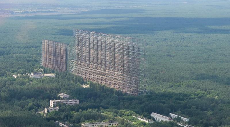 5 заброшенных суперпроектов СССР, отнимающих дар речи одним своим видом
