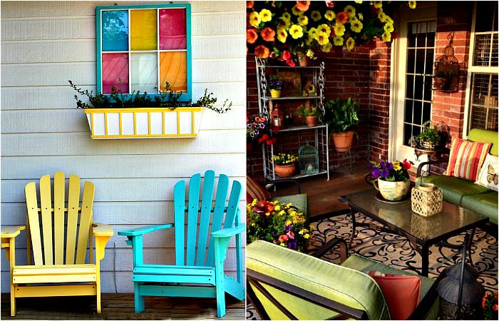 17 чудесных идей обустройства комфортного и красивого патио во дворе