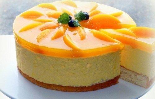 Торт-суфле.