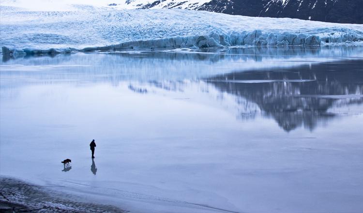 Как спастись, если провалился под лед
