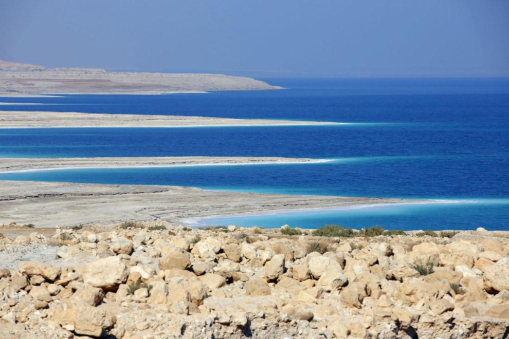 Загадки Мертвого моря