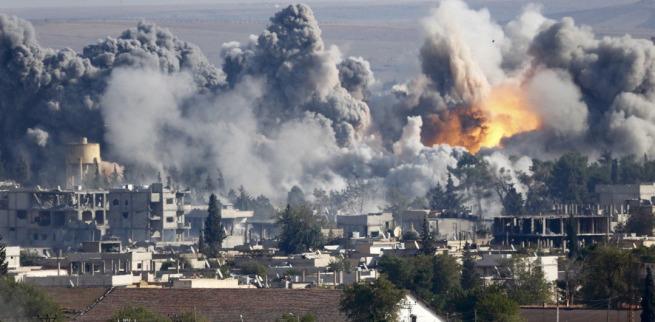 США и боевики в Сирии соревнуются в количестве убийств мирных граждан