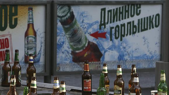 Хватит трезвости!: На ТВ хотят вернуть рекламу алкоголя и рецептурных лекарств