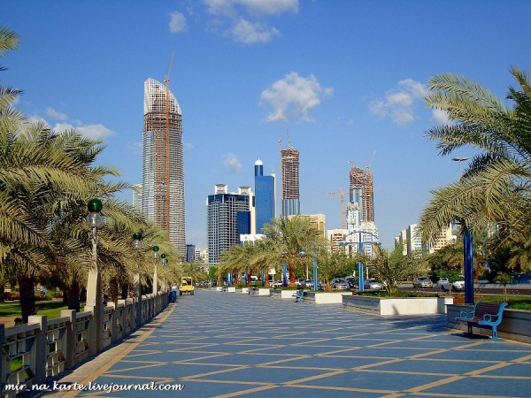 Абу-Даби. Ближневосточный Манхэттен