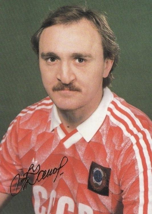 От побоев на улице умер трехкратный чемпион СССР по футболу Виктор Чанов