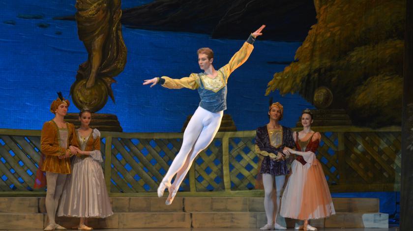 Легендарный балет Петипа покажут детям и подросткам