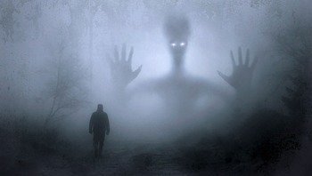 Житель Подмосковья увидел привидение в старом доме, который выбирал для покупки