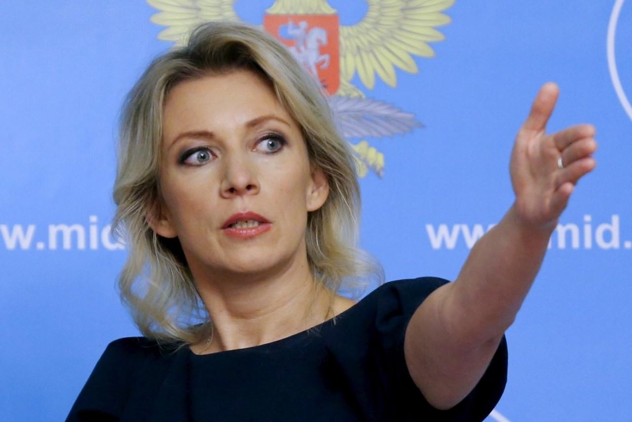Захарова предложила провести Евровидение в особняках украинской элиты