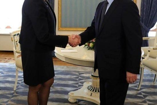 «Агент Кремля» Марин Ле Пен, встретившись с Путиным, набрала очков