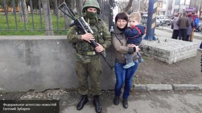 Полуостров свободы: без вмешательства РФ Крым разделил бы судьбу Донбасса