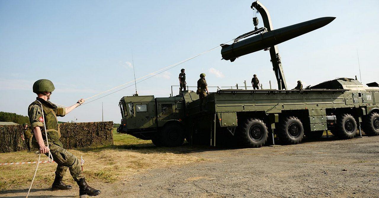 Российские «Искандеры» и баланс сил на Балтике