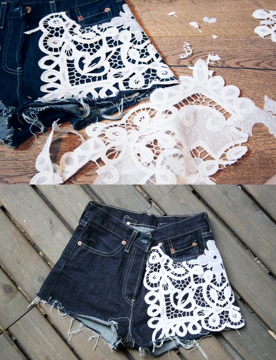 Сшить шорты своими руками для модные