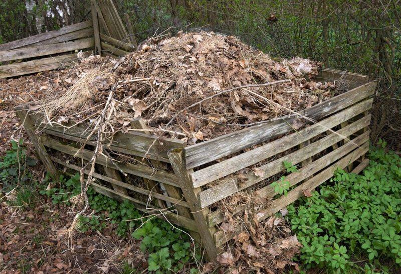 Полезный дачный мусор: эффективное использование