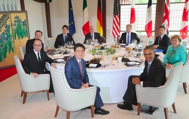 Италия призвала вернуть Россию в G8