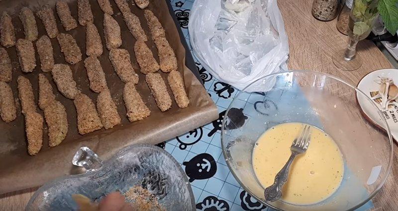 блюда из кабачков в духовке пп