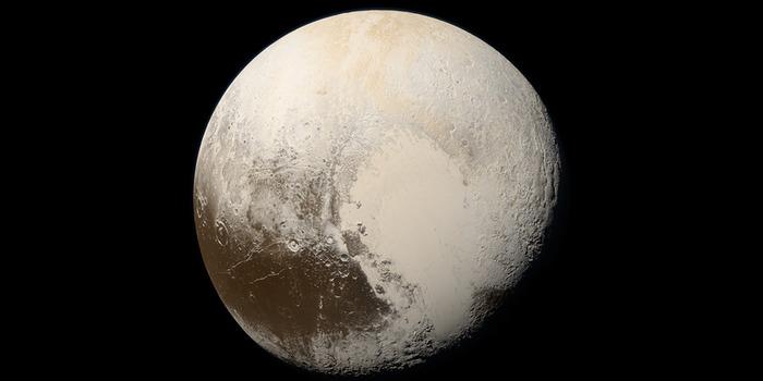 Газовый гидратный слой может защищать океан в недрах Плутона
